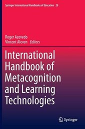 International Handbook of Metacognition and Learning Technologies |  |