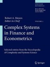 Complex Systems in Finance and Econometrics | auteur onbekend |