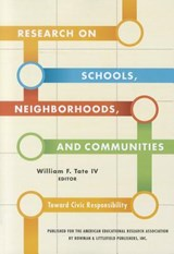 Research on Schools, Neighborhoods, and Communities |  |