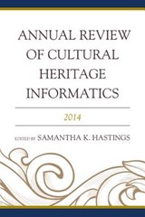 Annual Review of Cultural Heritage Informatics | auteur onbekend |