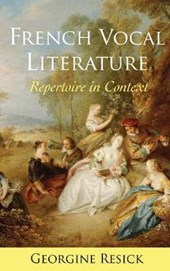 French Vocal Literature