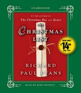 The Christmas List | Richard Paul Evans |