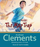 The Map Trap | Andrew Clements |