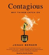 Contagious | Jonah Berger |