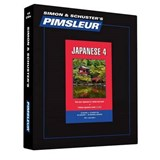 Pimsleur Japanese Level 4 CD |  |