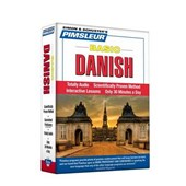 Pimsleur Danish Basic Course |  |