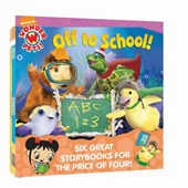 Wonder Pets! and Ni Hao, Kai-Lan 6 Volume Set