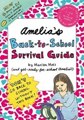Amelia's Back-to-School Survival Guide | Marissa Moss |