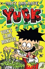 Yuck's Slime Monster | Matt and Dave |