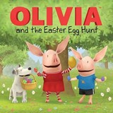 Olivia and the Easter Egg Hunt | auteur onbekend |