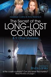 Hawkeye Collins & Amy Adams in The Secret of the Long-Lost Cousin