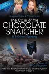 Hawkeye Collins & Amy Adams in the Case of the Chocolate Snatcher & 8 Other Mysteries | M. Masters |