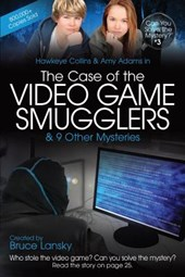 Hawkeye Collins & Amy Adams in The Case of the Video Game Smugglers