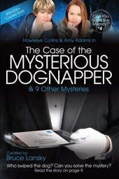 Hawkeye Collins & Amy Adams in the Case of the Mysterious Dognapper