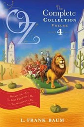 Oz, the Complete Collection, Volume
