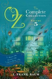 Oz, The Complete Collection, Volume | Baum, L. Frank ; Thompson, Ruth Plumly |