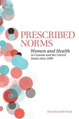 Prescribed Norms | Cheryl Kransnick Warsh |