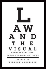 Law and the Visual | Desmond Manderson |