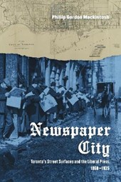 Newspaper City | Phillip Gordon Mackintosh |