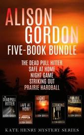 Alison Gordon Five-Book Bundle