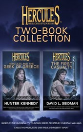 Hercules: The Legendary Journeys: Two Book Collection (Juvenile)