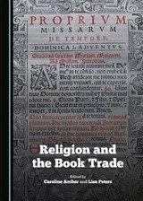 Religion and the Book Trade | auteur onbekend |