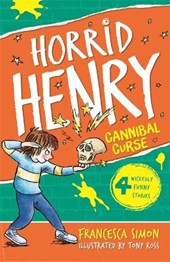 Horrid Henry's Cannibal Curse | Francesca Simon |