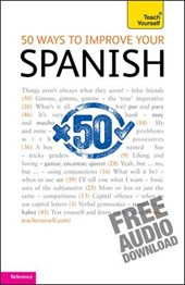 Teach Yourself 50 Ways to Improve your Spanish | Keith Chambers |