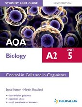 AQA A2 Biology Student Unit Guide New Edition: Unit 5 Contro