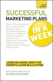 Teach Yourself Successful Marketing Plans in a Week