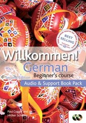 Willkommen German Audio and Support Book Pack | Paul Coggle |