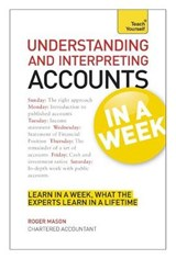 Teach Yourself Understanding and Interpreting Accounts in a Week | Roger Mason |