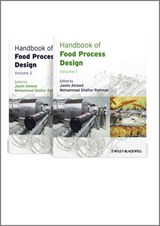 Handbook of Food Process Design, 2 Volume Set | Jasim Ahmed |