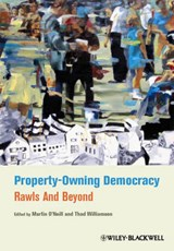Property-Owning Democracy | Martin O'neill |
