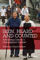 Seen, Heard and Counted | Shahra Razavi |