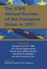 The JCMS Annual Review of the European Union in 2011 | Nathaniel Copsey ; Tim Haughton |