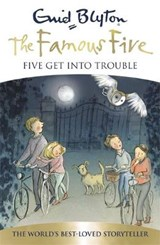 Five Get Into Trouble | Enid Blyton |