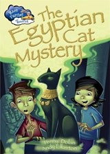 Race Further with Reading: The Egyptian Cat Mystery | Penny Dolan |