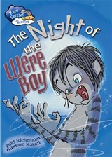 Race Further with Reading: The Night of the Were-Boy | Enid Richemont |