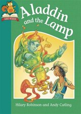 Must Know Stories: Level 2: Aladdin and the Lamp | Hilary Robinson |