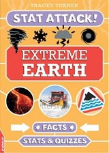 EDGE: Stat Attack: Extreme Earth Facts, Stats and Quizzes | Tracey Turner |