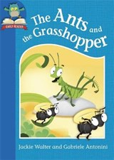 Must Know Stories: Level 1: The Ants and the Grasshopper | Jackie Walter |