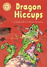 Reading Champion: Dragon's Hiccups | Franklin Watts |