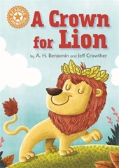 Reading Champion: A Crown for Lion