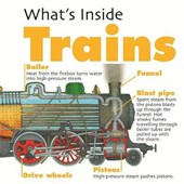 What's Inside?: Trains