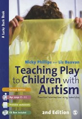 Teaching Play to Children with Autism | Nicky Phillips |