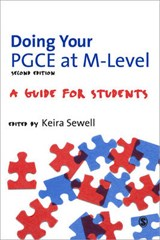 Doing Your PGCE at M-level | Keira Sewell |