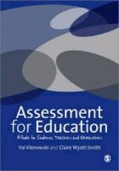 Assessment for Education | Val Klenowski |