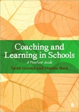 Coaching and Learning in Schools | Sarah Gornall |