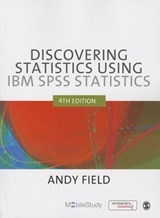 Discovering Statistics Using IBM SPSS Statistics | Andy Field |